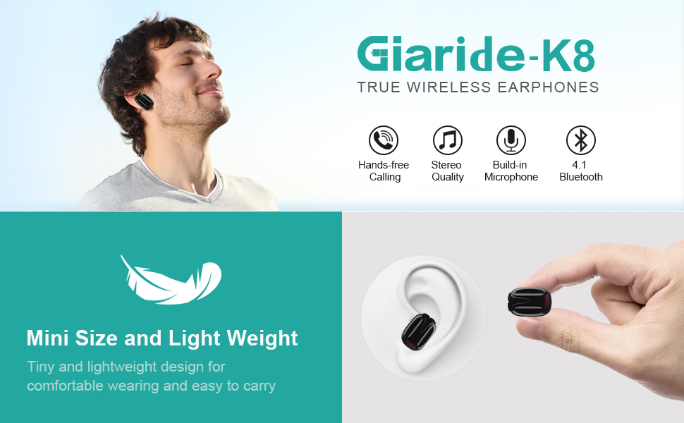 Wireless Earbuds with Charging Box Case