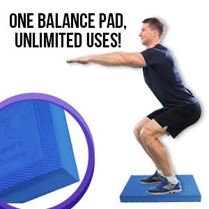 PT balance pad