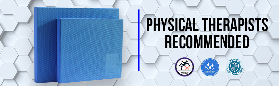 physical therapy foam balance pad