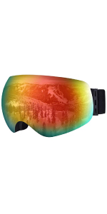 Boost Ski Goggles