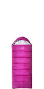 Kids Sleeping Bag Pink