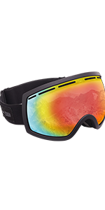 Assault Ski Goggles