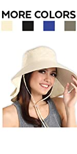 Outdoor Womens Sun Hat
