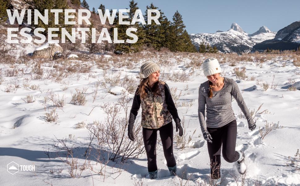 winter wear tough