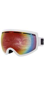 Assault Ski Goggles