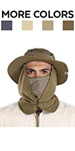 Tough Headwear Outdoor Boonie Sun Hat
