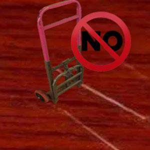 Thenewallhere moving straps not hurt floors