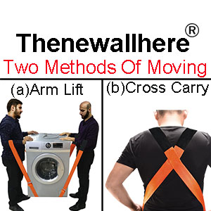 Thenewallhere moving straps two methods of moving
