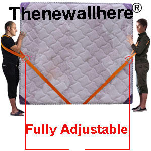 Thenewallhere adjustable moving straps