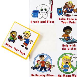 Strong-Willed Fun Stickers Rewards Crafts Art Supplies