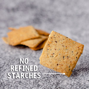 hu crackers chia healthy vegan paleo keto everything healthy chia apple cider cassava coconut flax