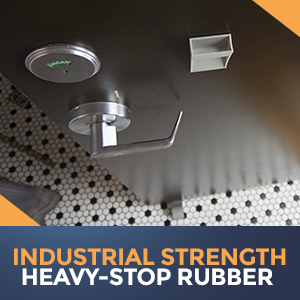 Industrial Strength Heavy-Stop Rubber