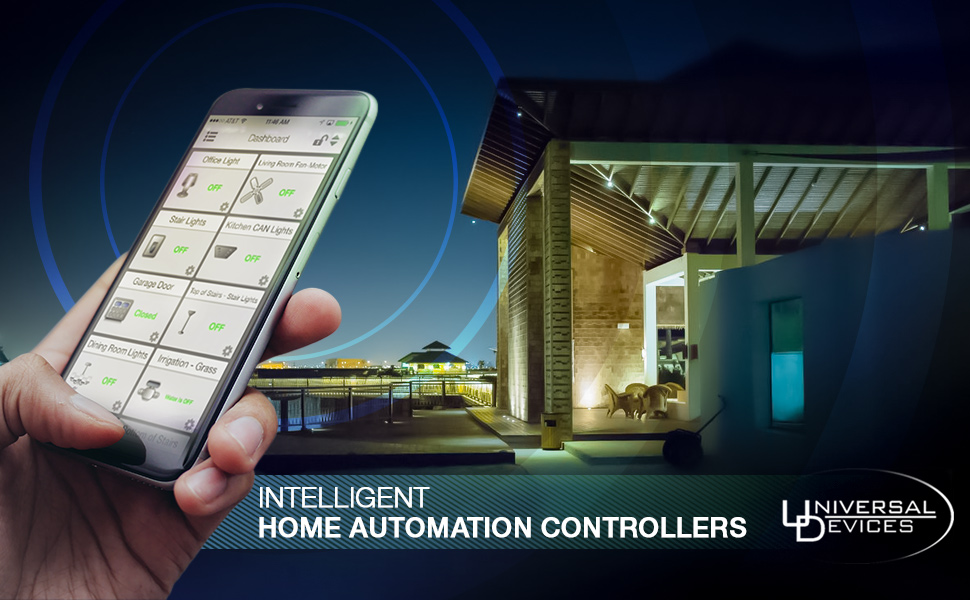 Universal Devices Home Automation Controller Smart Hub