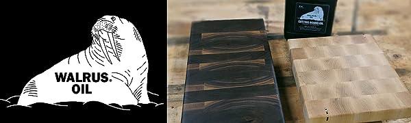 cutting board oil, walrus oil, butcher block oil