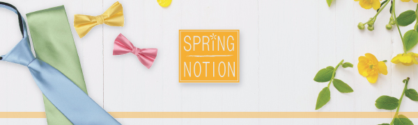 Spring Notion on Amazon