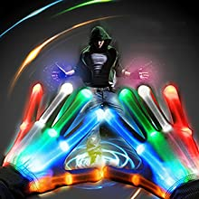 Dancing Gloves