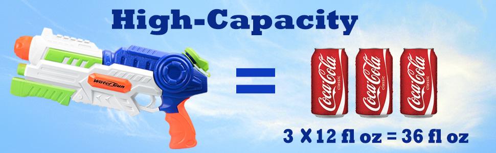 HIGH-CAPACITY 36 FL OZ