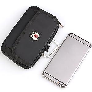 מקרה קליפ אייפון 7 פלוס חגורה
