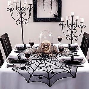 AerWo Halloween Table Topper