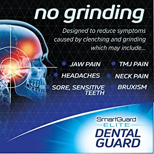 no grinding bruxism neck pain tmj