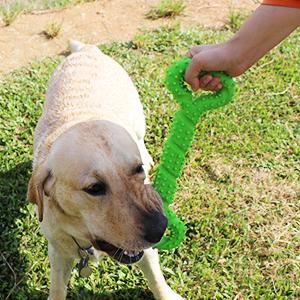 puppy teething toys lab toy,tug of war toy,dog boredom toy,heavy chewer