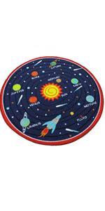 space rug