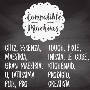 Gourmesso Compatibility