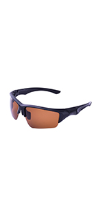 Clear Lake Montana Mens Polarized Sunglasses for Sport ...