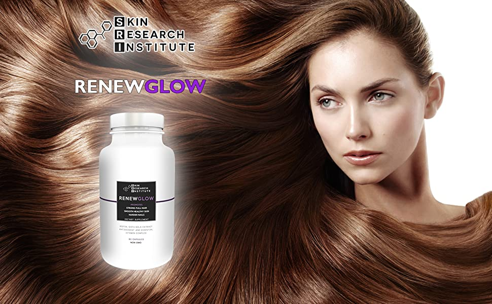 Amazon Renewglow Anti Aging Supplement Fights Against Biotin