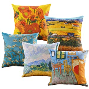 SET OF 5 PILLOWS