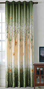 Amazon anady top yellow curtains flower drapes for living room green tree curtains sun floral curtains yellow curtains bige curtains yellow black curtains blue yellow flower curtains mightylinksfo