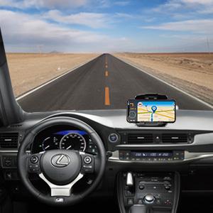 【Why need a Dashboard Car Phone Holder?】