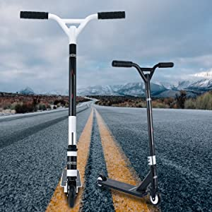 Amazon.com: ANCHEER I100 Stunt Scooter para edad 7 +, ruedas ...