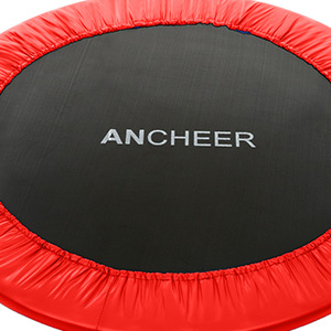Amazon Com Ancheer Mini Fitness Trampoline For Adults