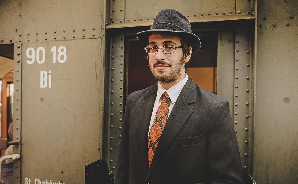 7fe393486c6 Sterkowski Woolen Sewn Trilby Hat Vintage Style at Amazon Men s ...
