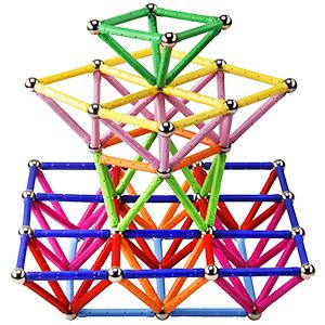 magnet building toy set