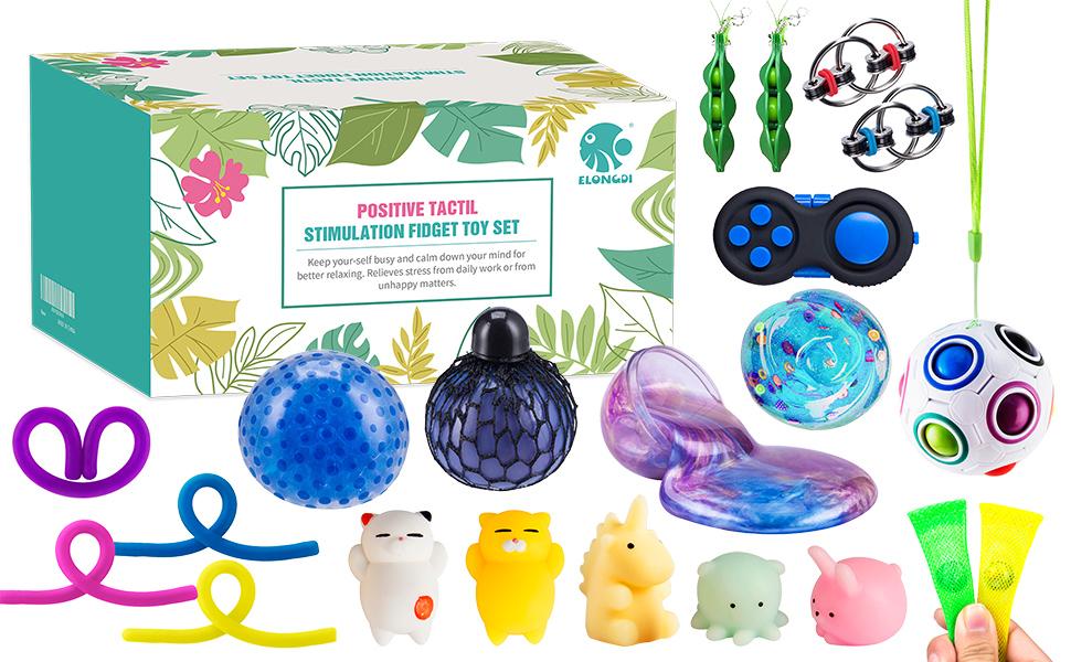 Sensory Fidget Toys Set Bundle Sensory Toys Set