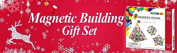 magnet building gift set