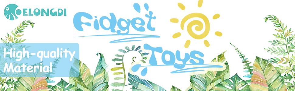 Sensory Fidget Toys Set