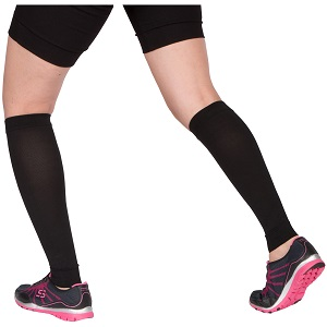 waist compression pantyhose stockings hose thigh high open toe size closed toe XXL 2XL XXXL 3XL calf