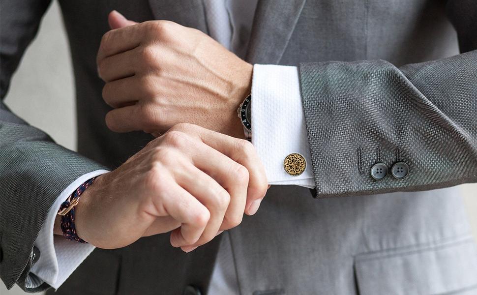 Custom Made New Cufflinks Whale Ocean Classic Vintage Engagement Dress Man Groom