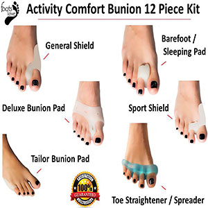 Amazon foots love bunion splints bunions toe this kit contains all the top sellers best selection and value see for yourself solutioingenieria Image collections