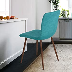 Features Of Eames Dining Chair/coffee Chair/conference Chair/eames Chair/ Green Dining Chair/dining Room Kitchen Table Chairs:
