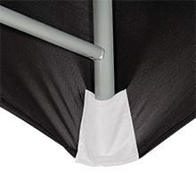 6Ft tablecloth table legs