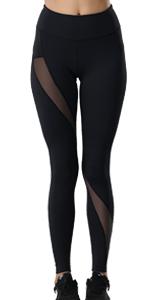 Sexy Mesh Workout Leggings
