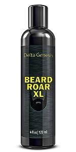 beard roar