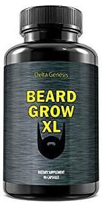 beard grow