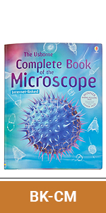 AmScope BK-CM Complete Book of The Microscope