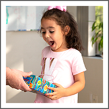 IQCrew's Early Explorer Series helps young children develop an early appetite for science