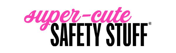 super-cute safety stuff pepper spray keychain